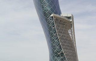 Abu Dhabi CAD Building