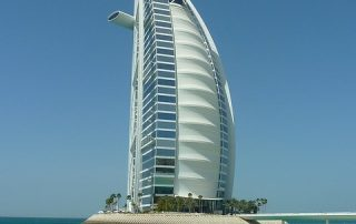 The Burj al Arab Hotel CAD