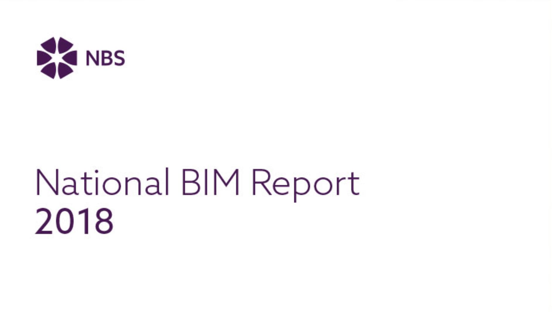NBS national BIM report